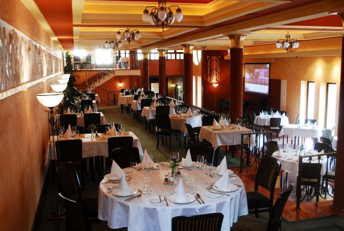 Il progetto d 39 arredamento per ristorante for Arredamento per ristorante usato