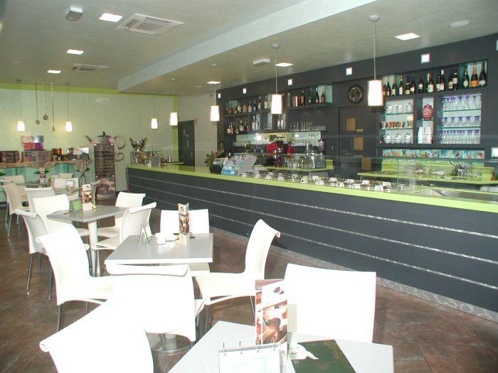 arredamento speciale per gelateria - Arredamento Interni Gelateria