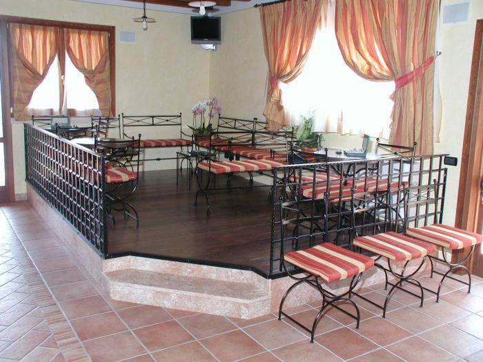 Consigli per i tendaggi del ristorante for Arredamenti per ristorante