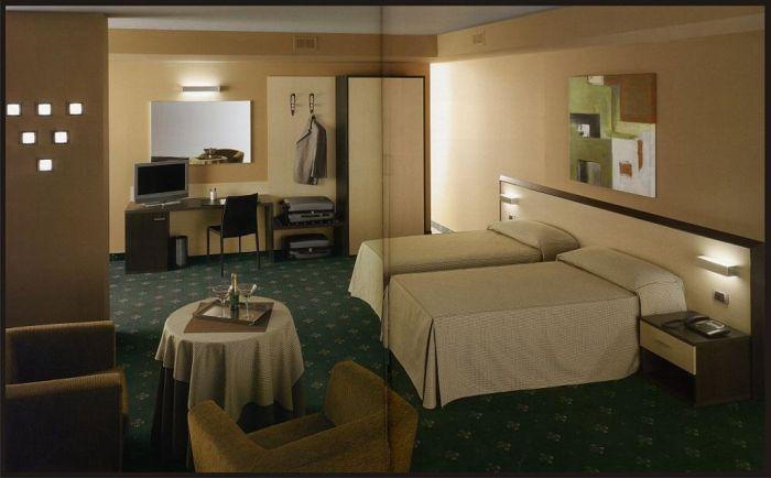 Progetto d 39 arredo per albergo realizzare un sogno for Arredo camere albergo