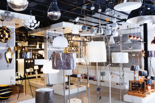 Arredamento negozio design